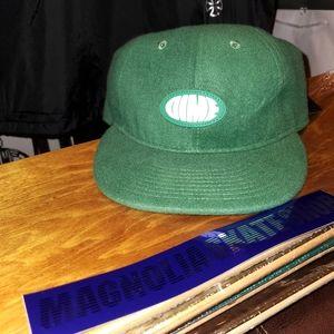 Dime brand OSFA snapback caps
